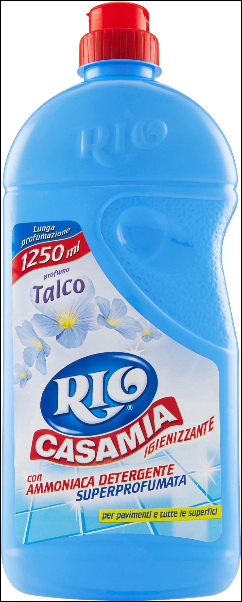 DET. PAVIM. RIO CASAMIA 1250 ML TALCO