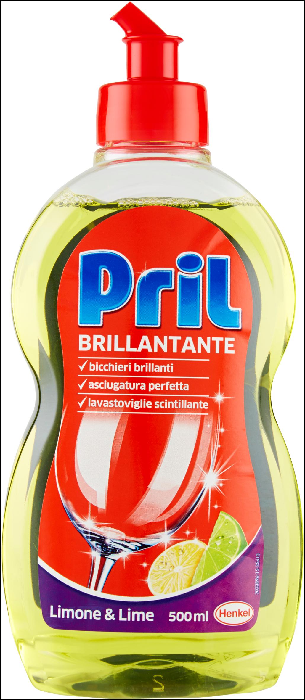 BRILLANTANTE PRIL 500ML LIMONE
