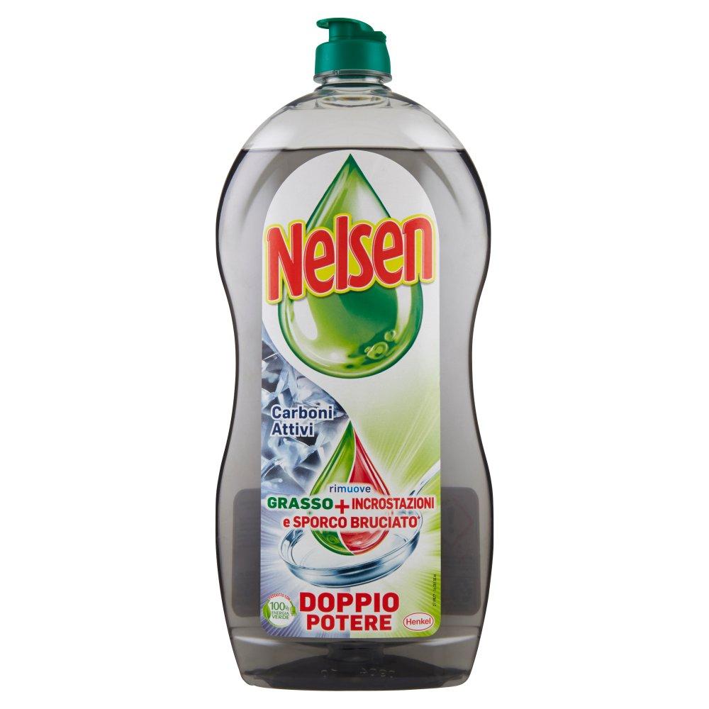 NELSEN Piatti Carboni Attivi  900 ml.