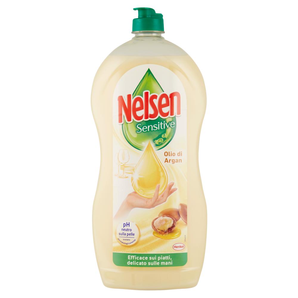 NELSEN Sensitive Olio D'Argan 900 ml.