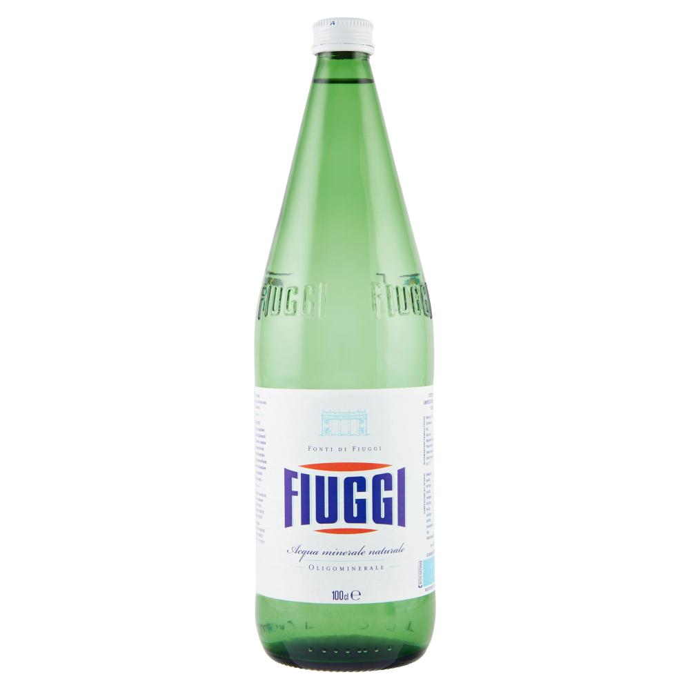 Fiuggi Acqua minerale naturale Oligominerale 100 cl
