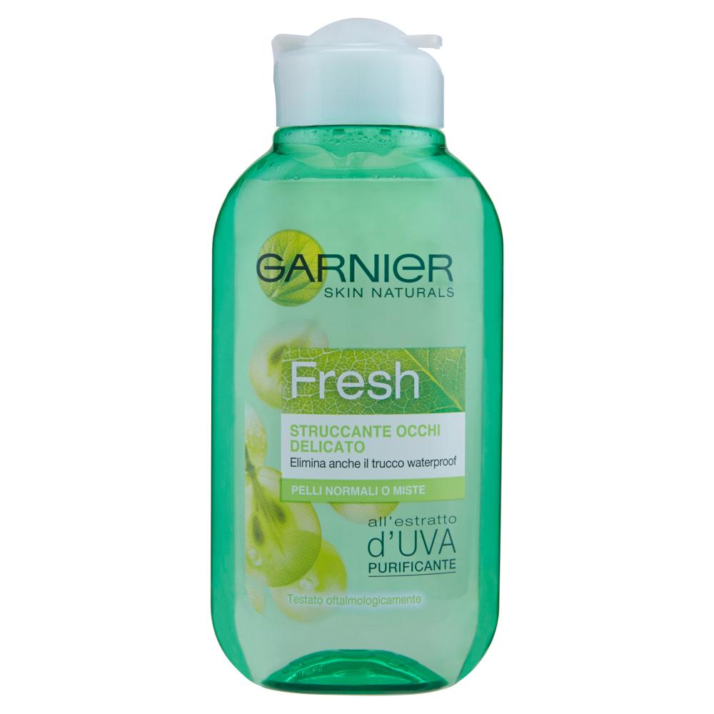 Garnier Fresh Struccante occhi delicato pelli normali o miste 125 ml