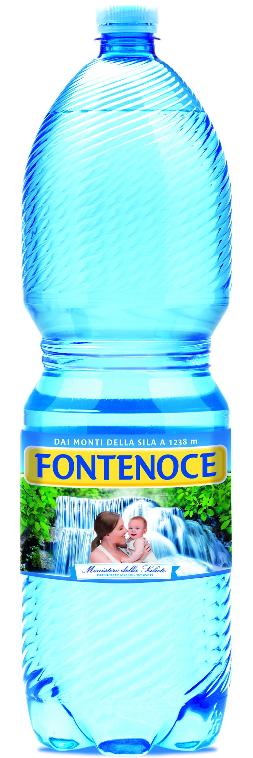 ACQUA MINERALE FONTENOCE 2L NATURALE
