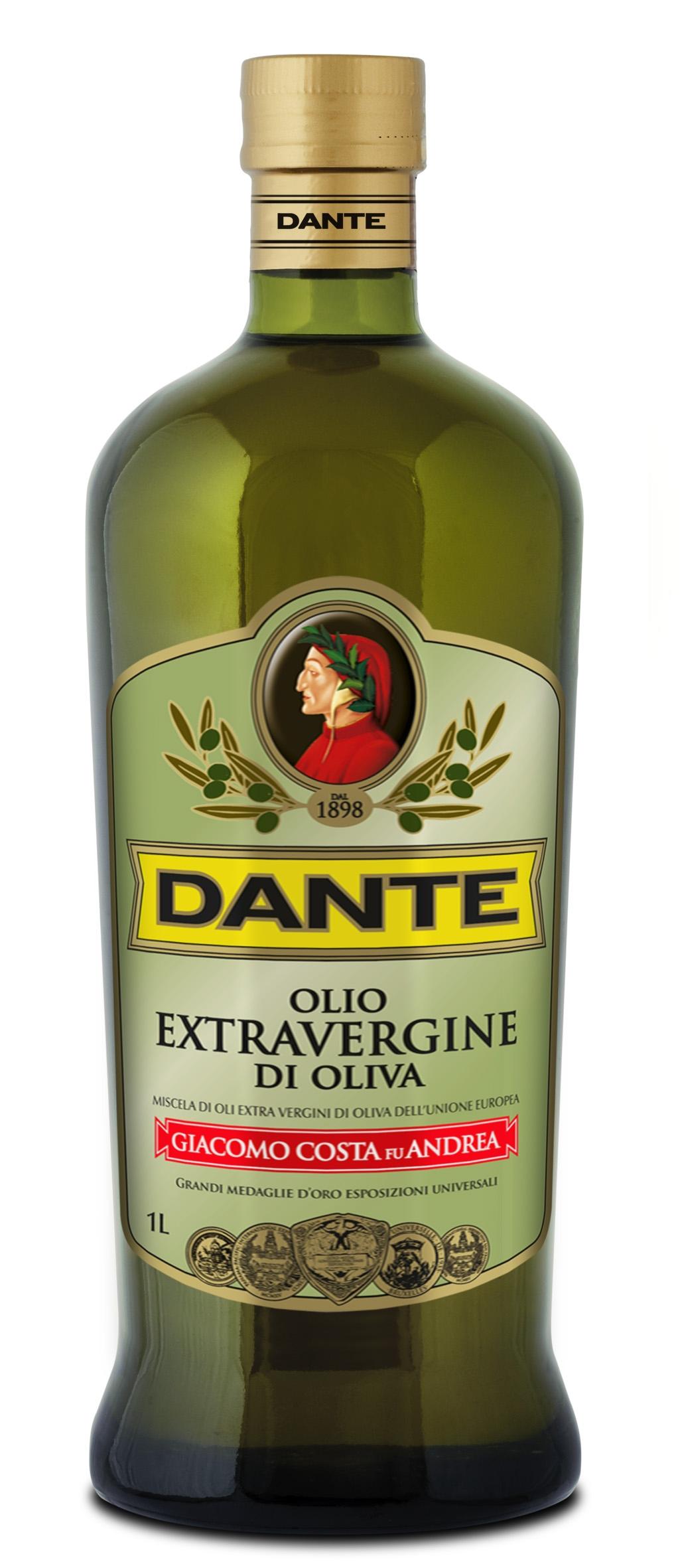 OLIO EXTRAVERGINE DANTE LT1