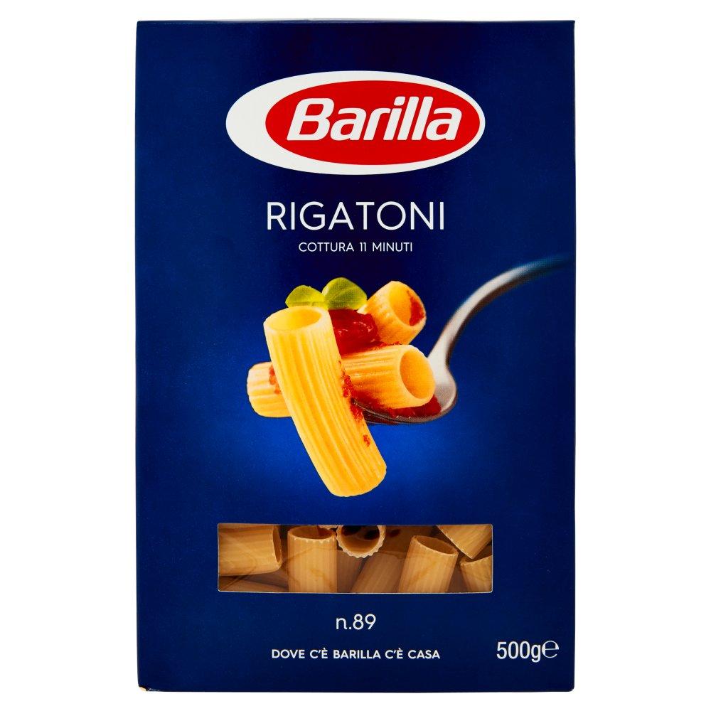 Barilla Rigatoni n.89 500 g