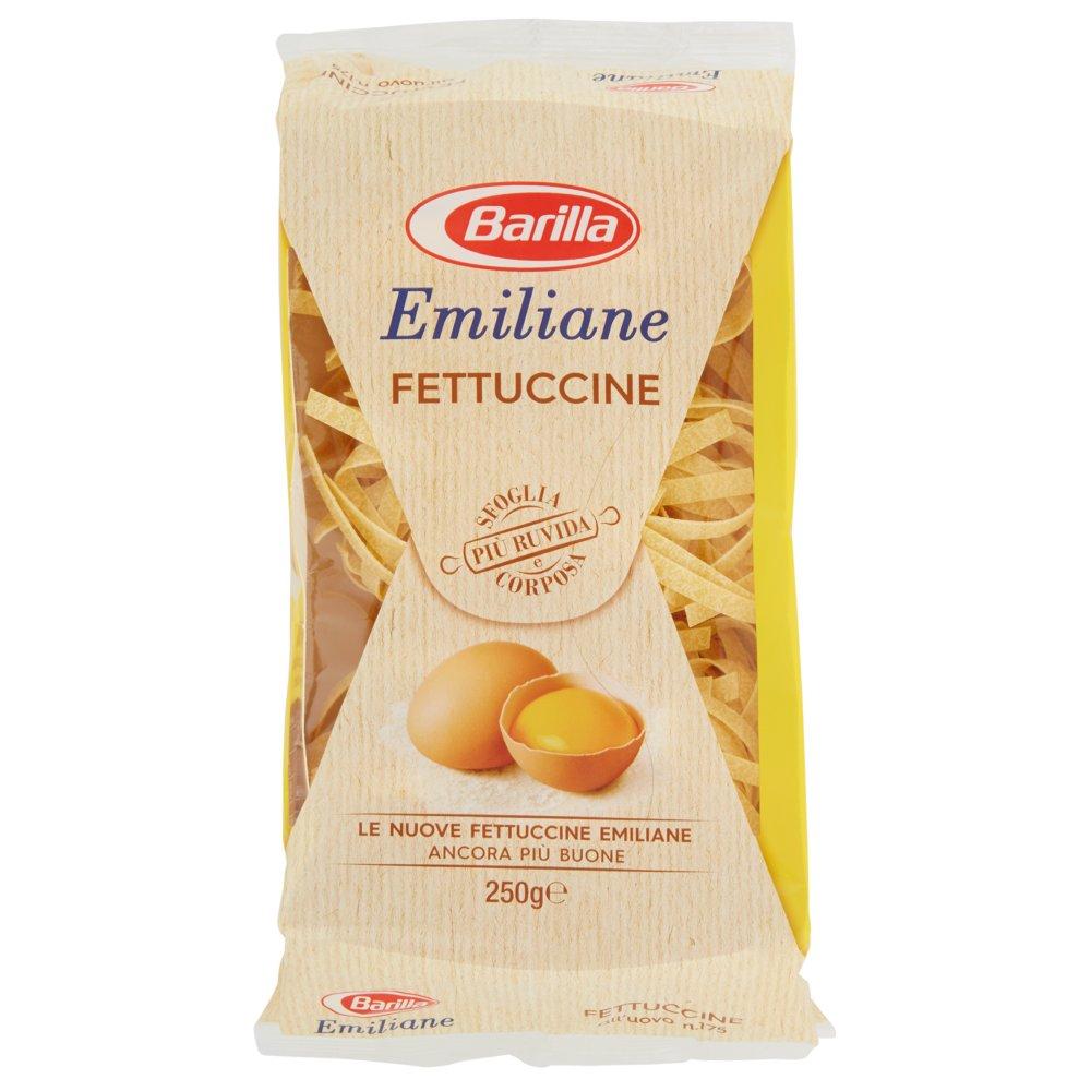 Barilla Emiliane Fettuccine all'Uovo 250 g