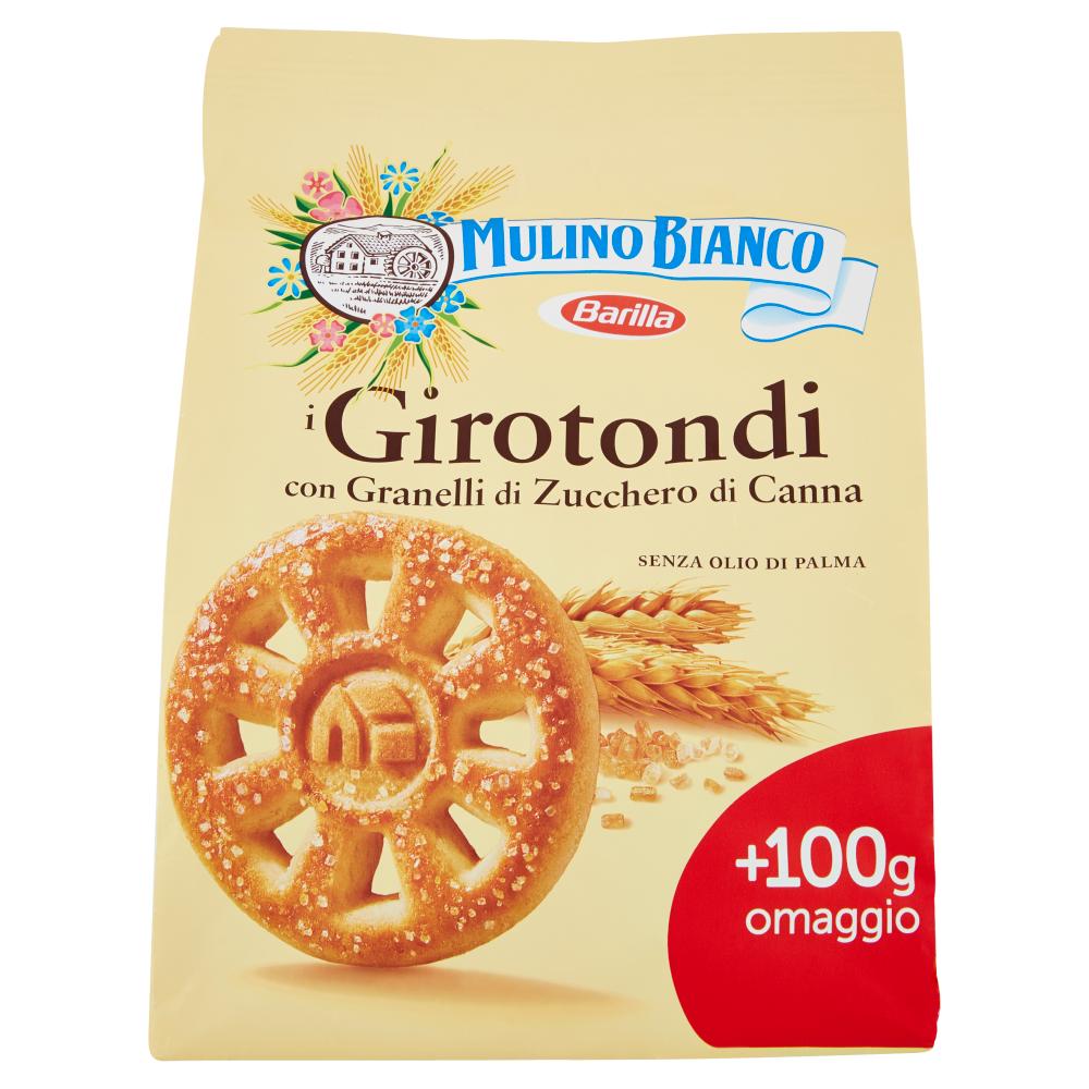 Mulino Bianco Girotondi 800 g