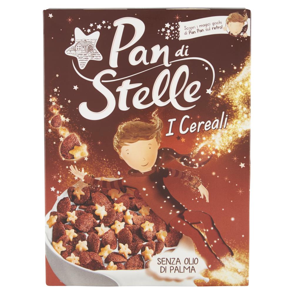 Pan di Stelle i Cereali 330 g
