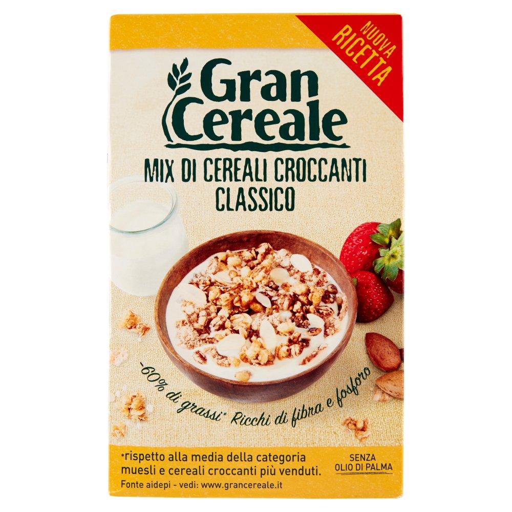 Gran Cereale Mix di Cereali Croccanti Classico 330 g