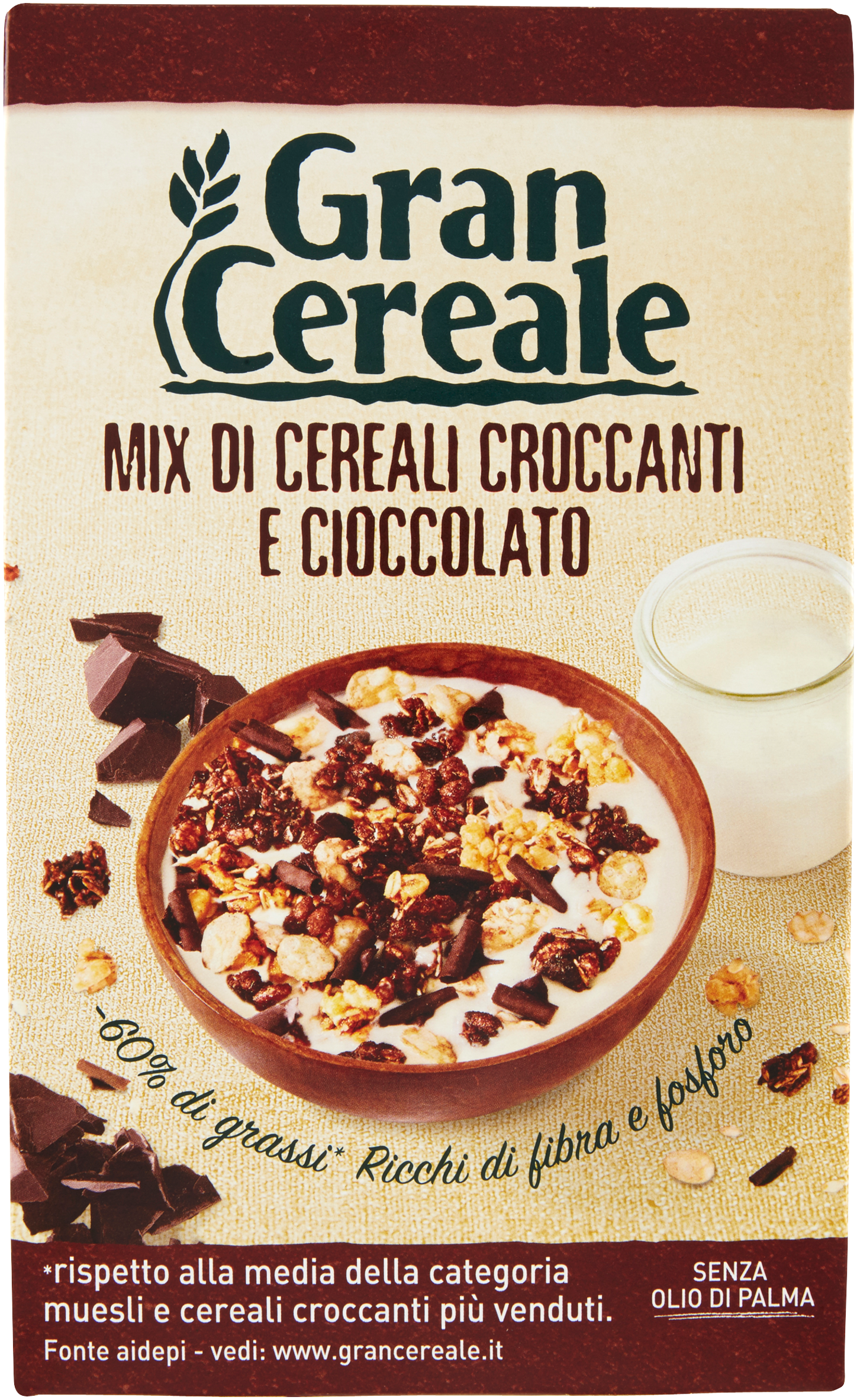 CEREALI GRANCEREALE 300G CACAO