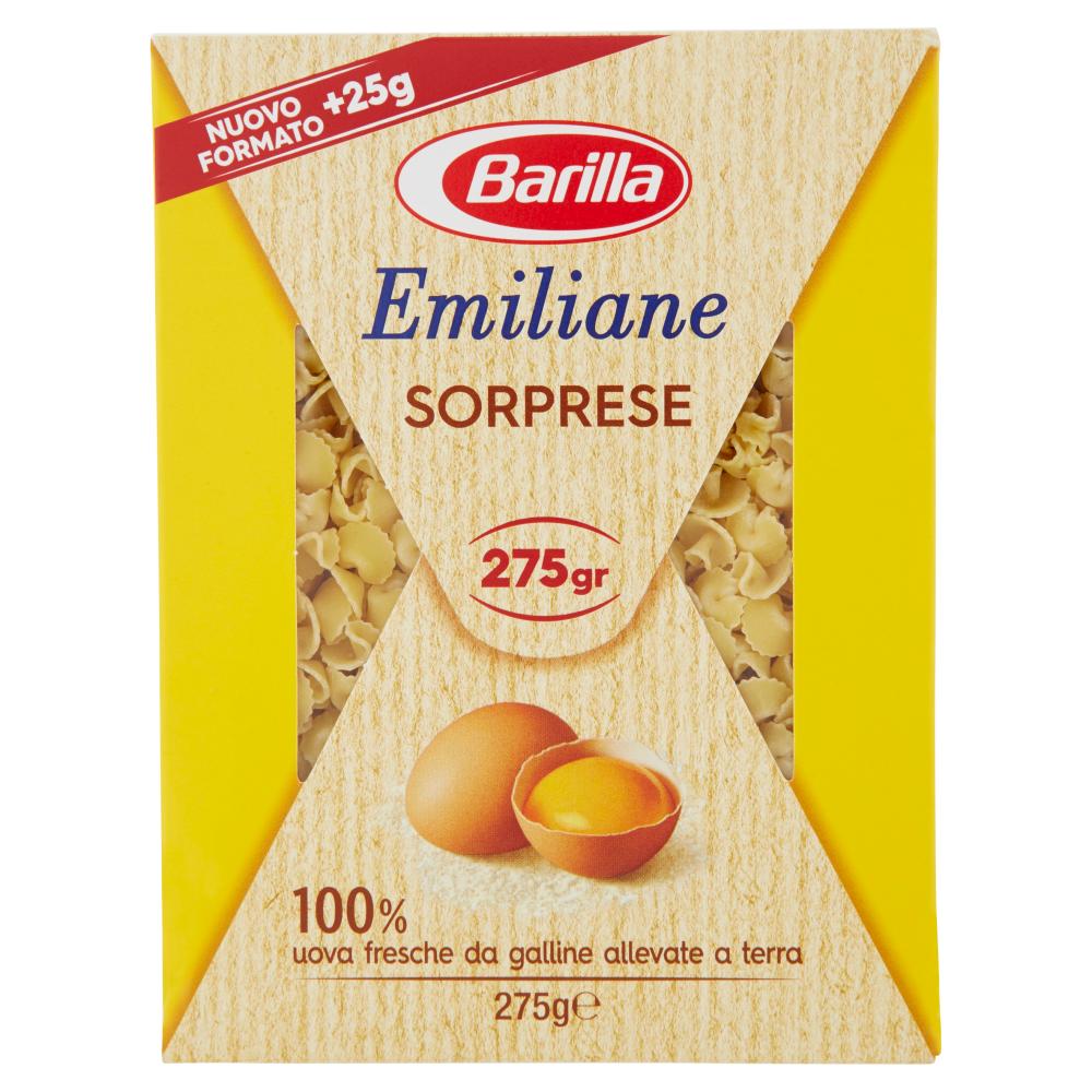 Barilla Emiliane Sorprese all'Uovo 275 g