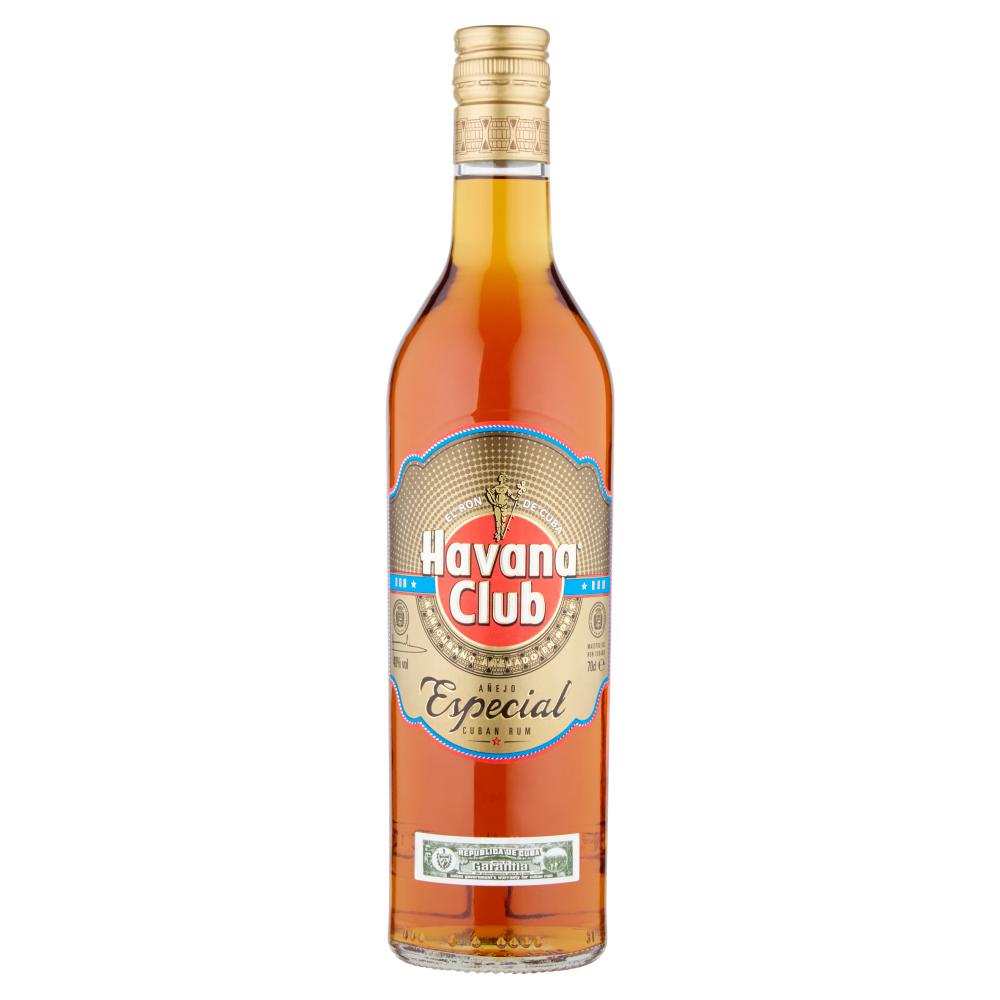 Havana Club Especial Añejo Cuban Rum 70 cl
