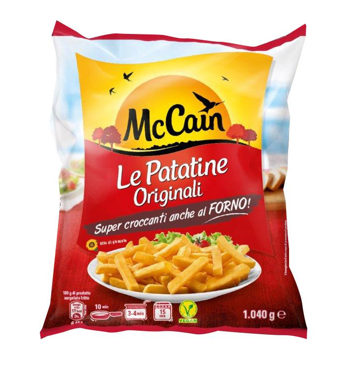 LE PATATINE MC CAIN 1,040 KG