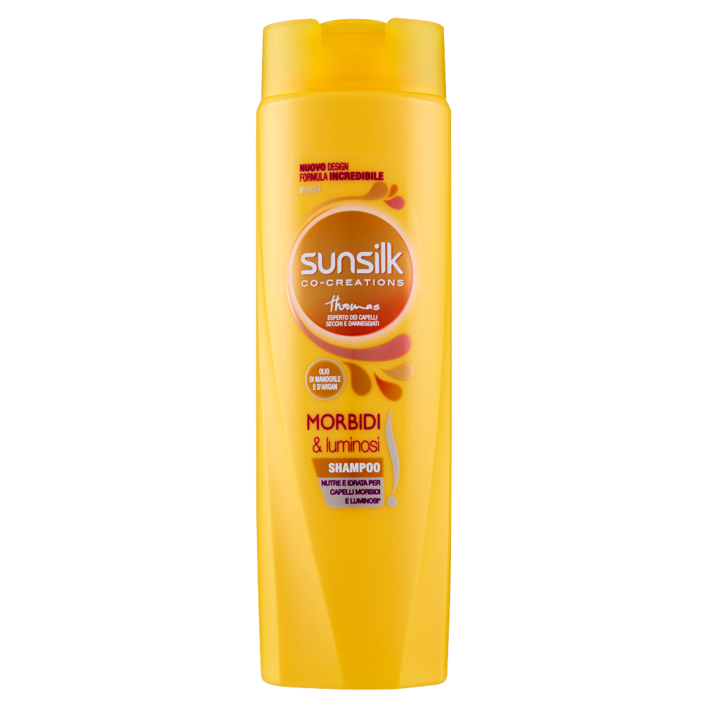 Sunsilk Morbidi & luminosi Shampoo 250 ml