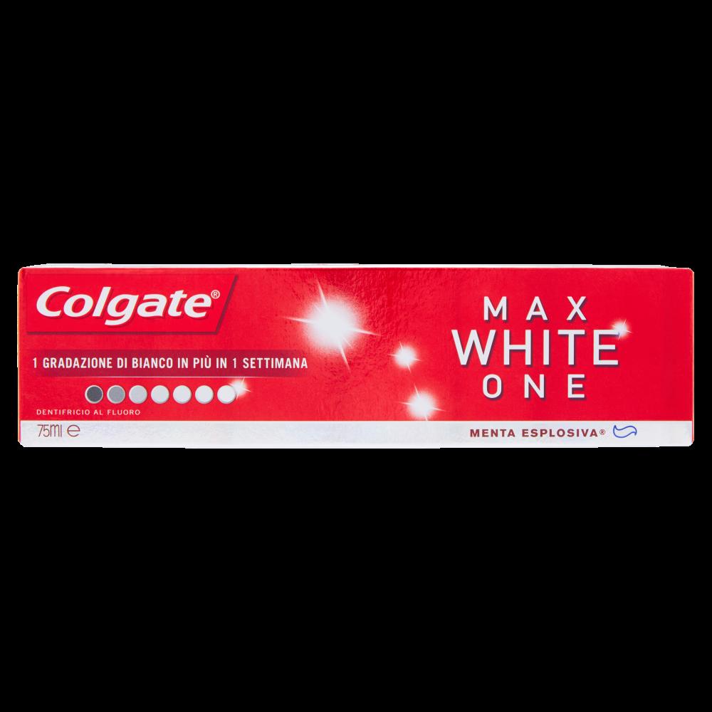 DENTIFRICIO COLGATE MAX WHITE ONE 75ML