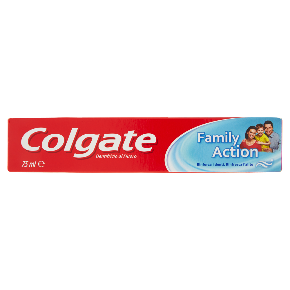 Colgate Family Action Dentifricio 75 ml