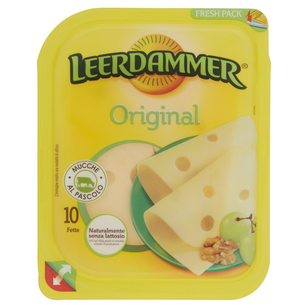 Leerdammer Original 10 Fette 200 g