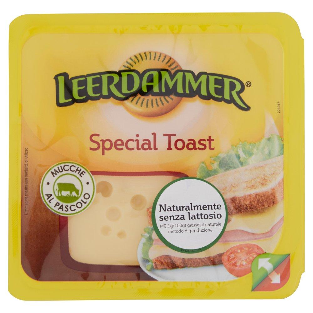 Leerdammer Special Toast Fette 125 g