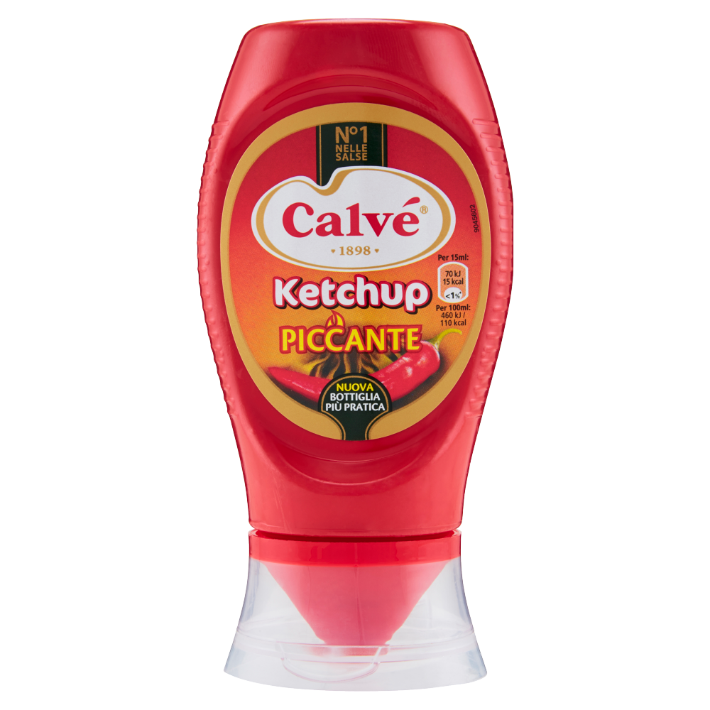 Calvé Ketchup piccante 275 g