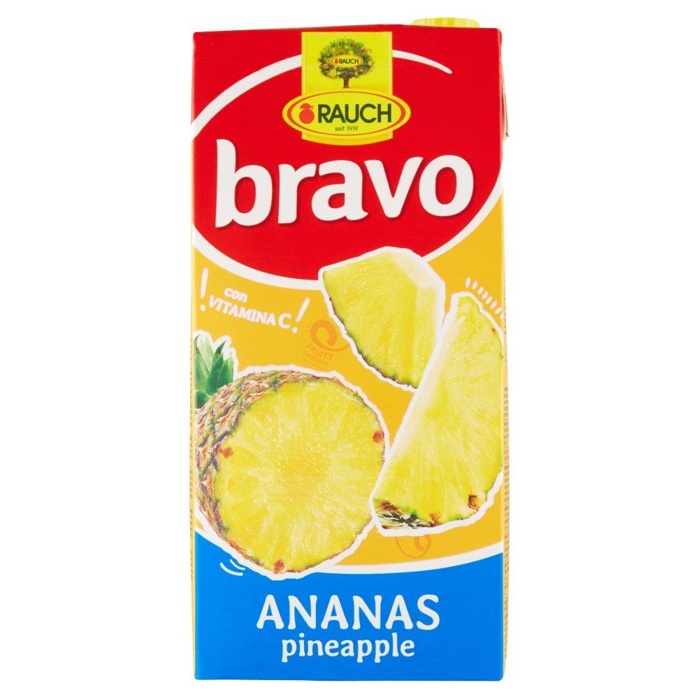 Rauch bravo Ananas 2 L