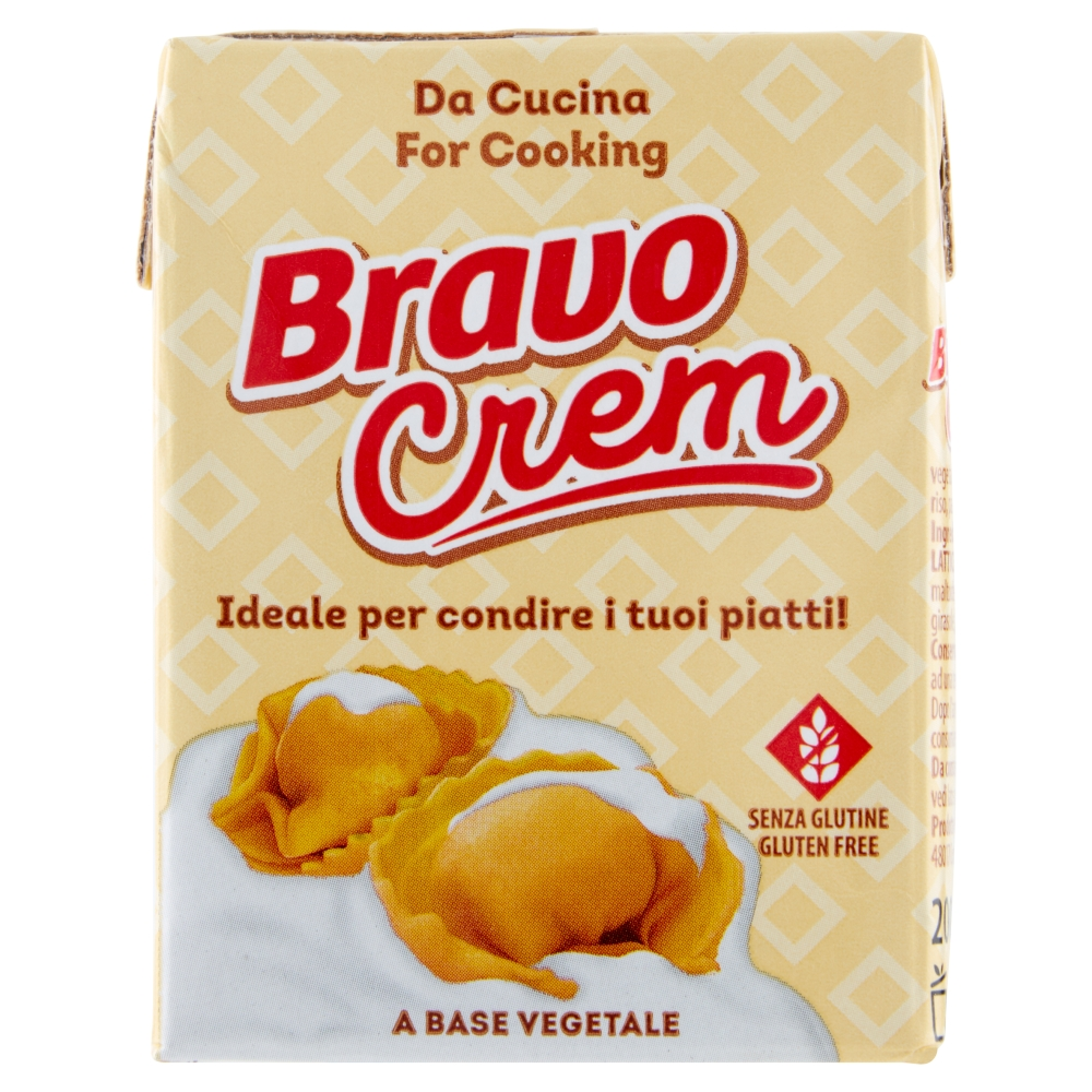 BRAVO CREM CUCINA 200ML