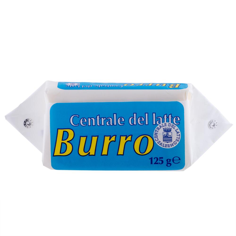 CENTRALE L.SA BURRO PANETTO 125GR