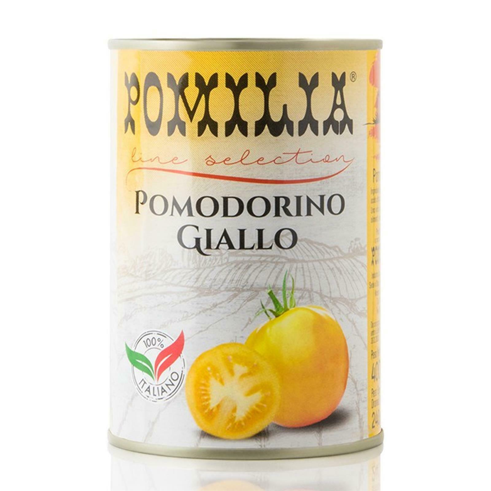 POMILIA POMODORINO GIALLO 400GR