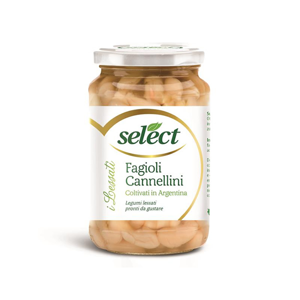 SELECT FAGIOLI CANNELLINI VT 360GR