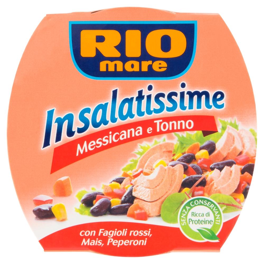 RIO MARE INSALATISSIME MESSICAN.160GR