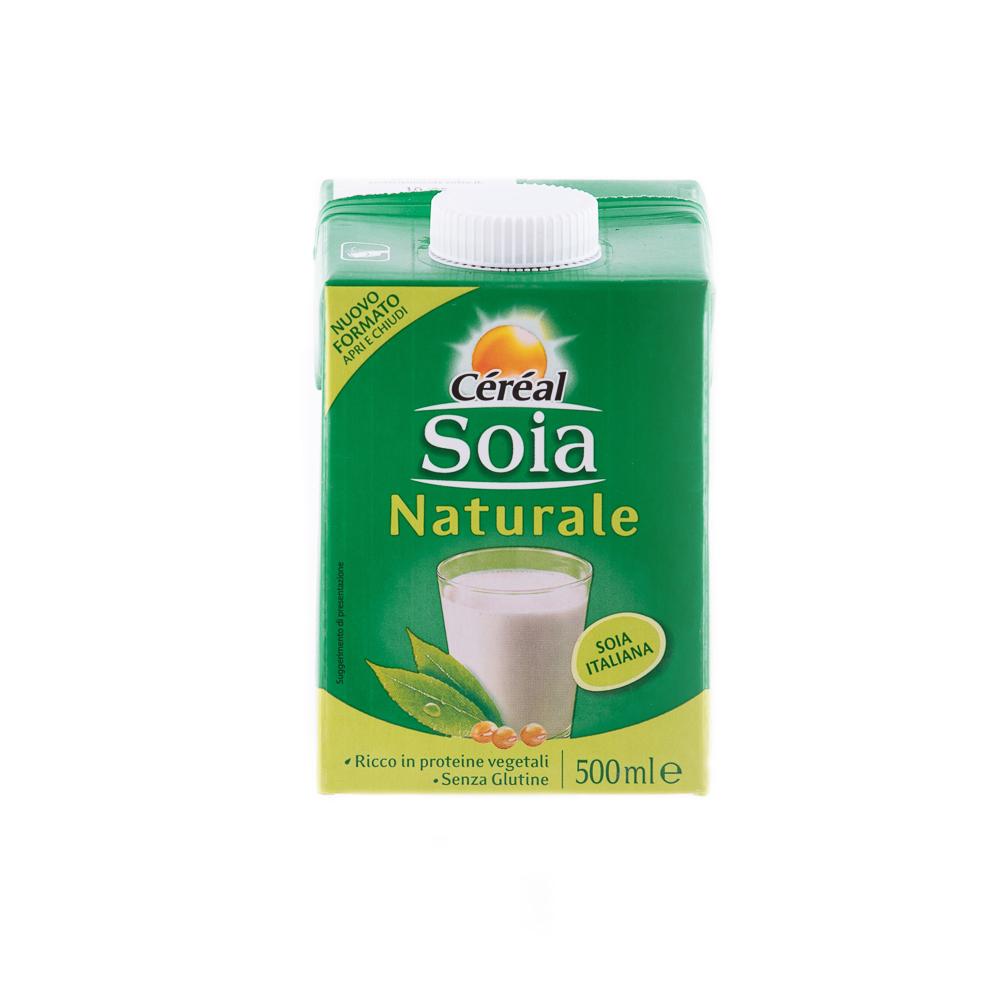 Céréal Soia Naturale 500 ml