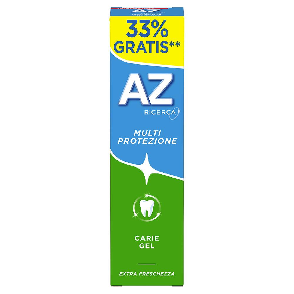 AZ DENTIFRICIO VERDE GEL 75+25ML