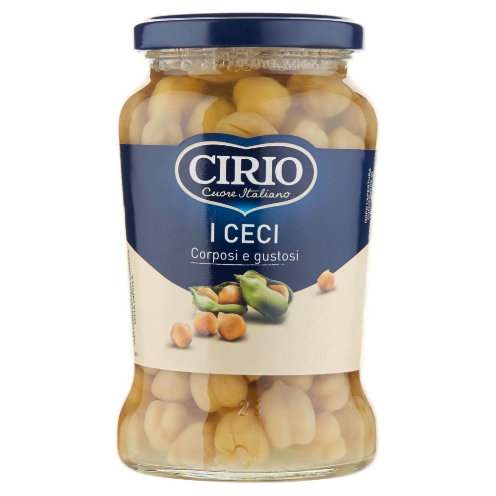 CIRIO CECI VASO 370GR