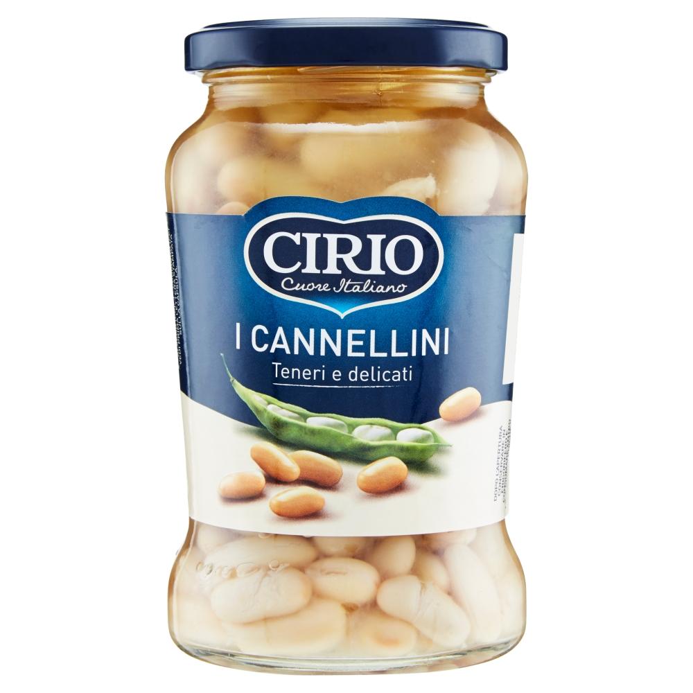 CIRIO FAGIOLI CANNELLI V.370GR