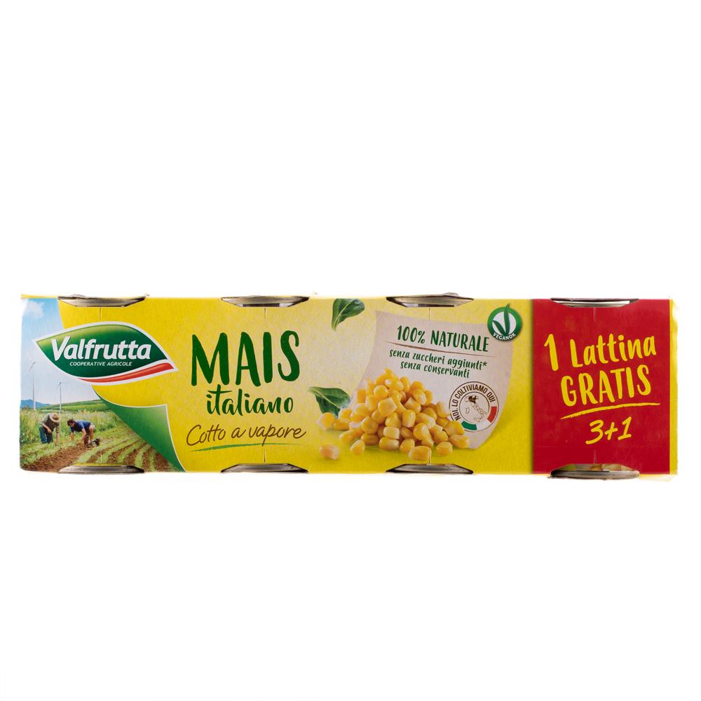 VALFRUTTA MAIS 3X160GR