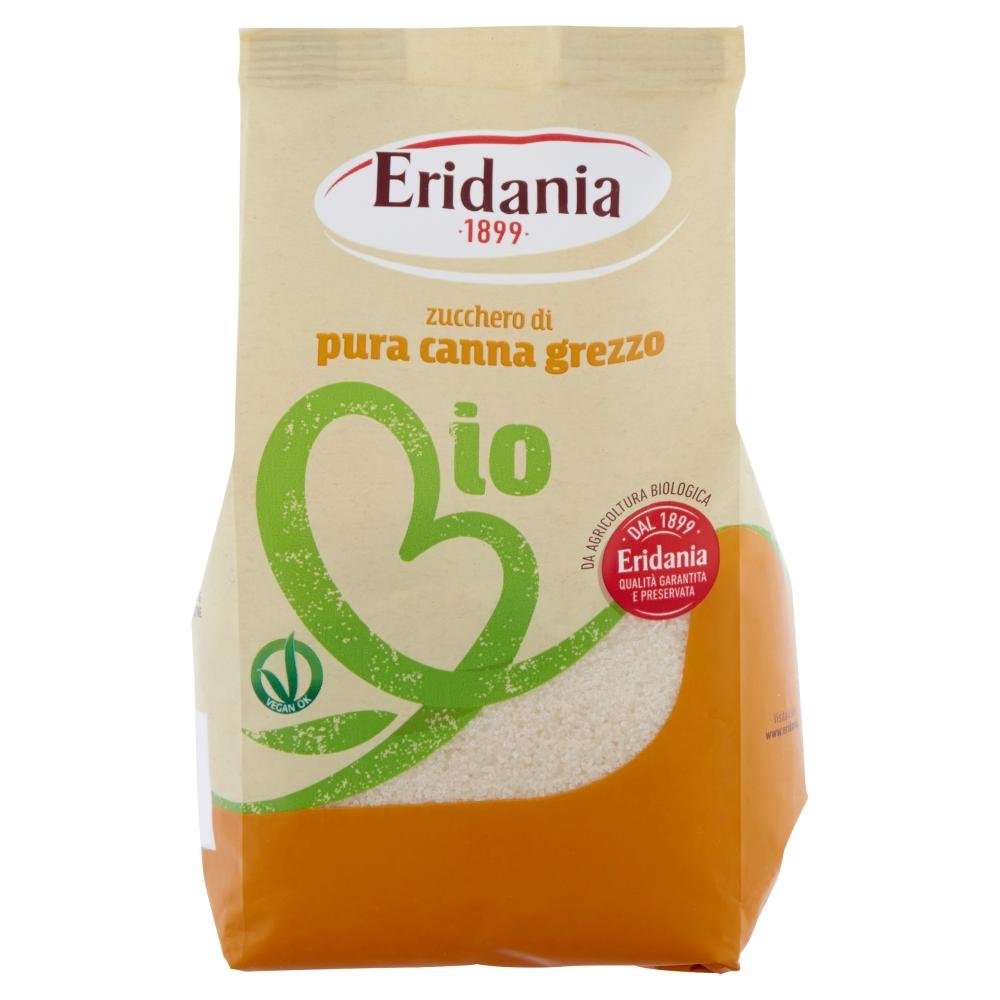 ERIDANIA BIO ZUCCHERO CANNA FLOWPACK 500GR