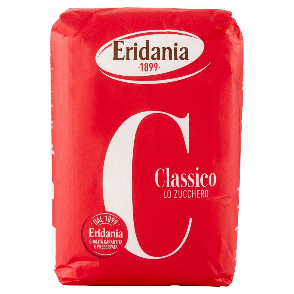 ERIDANIA ZUCCHERO CLASSICO PACCO 1KG