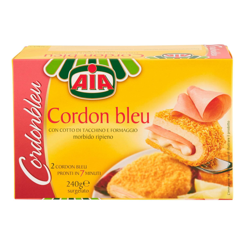 2 CORDON BLEU