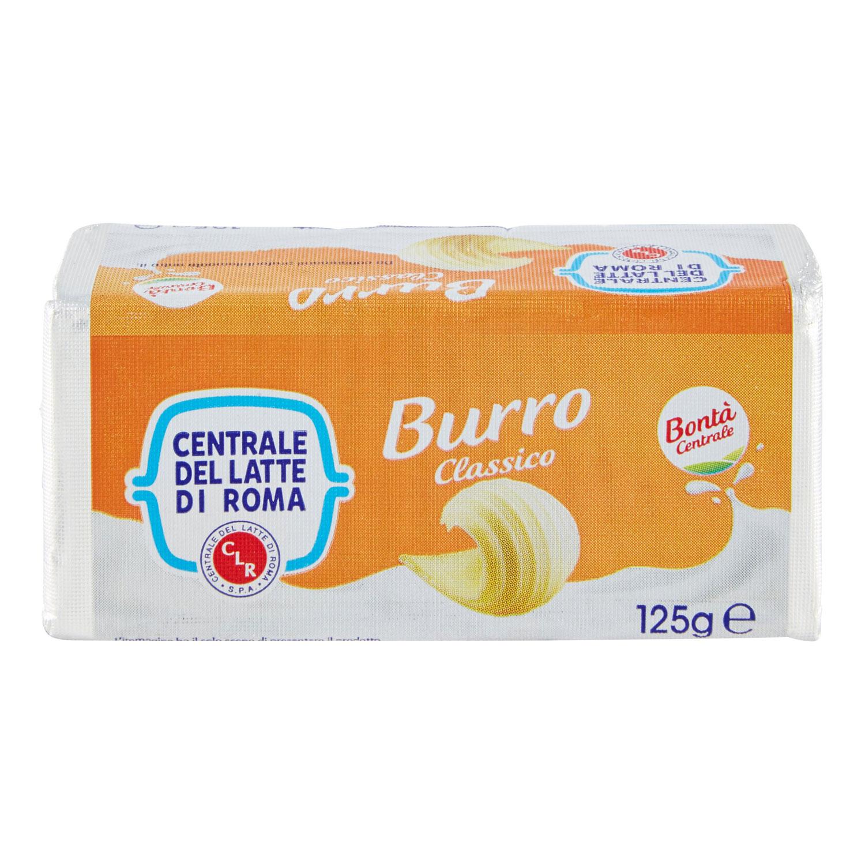BURRO 125G  CL ROMA
