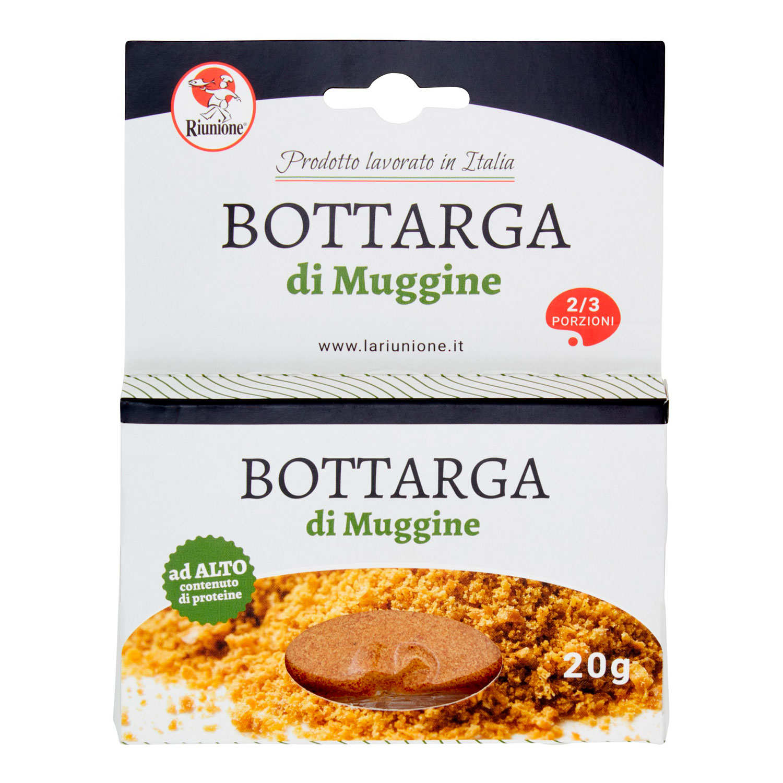 BOTTARGA DI MUGGINE GRATTUGIATA