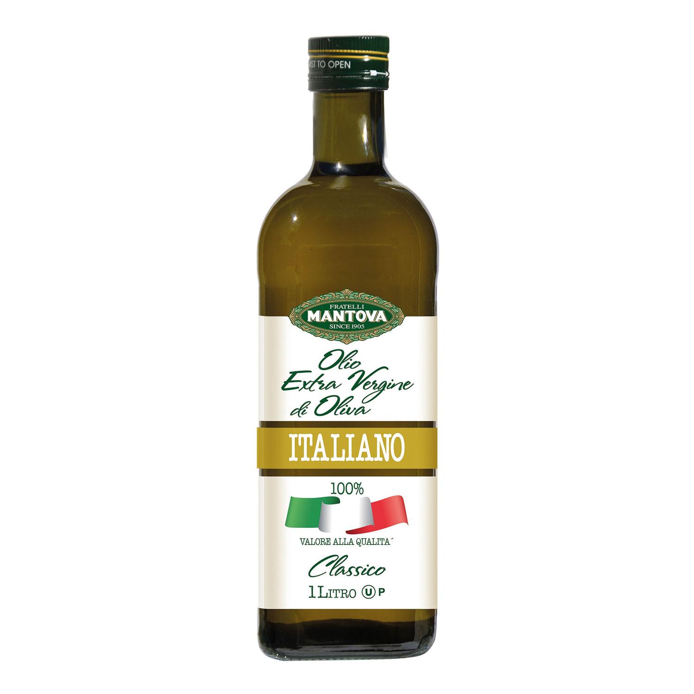 OLIO EXTRA VERGINE ITALIANO 100%