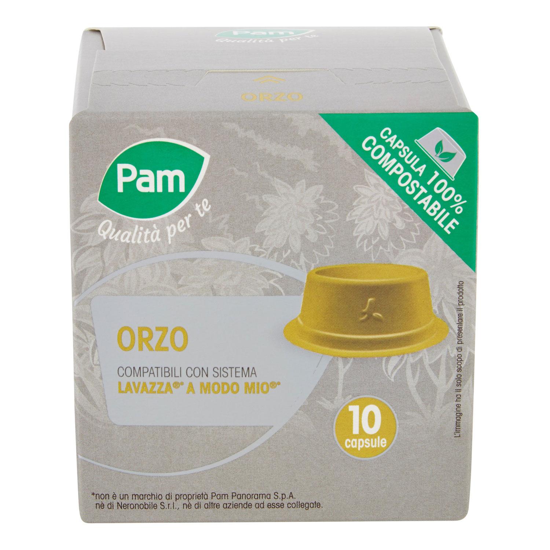 10 CAPS ORZO 'A MODO MIO'
