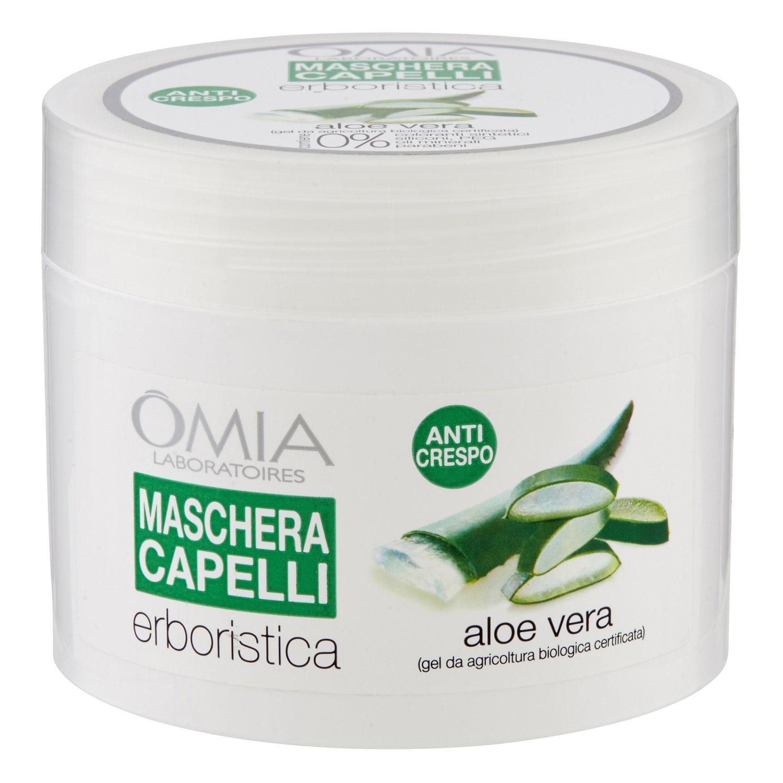 MASCHERA CAPELLI ALOE