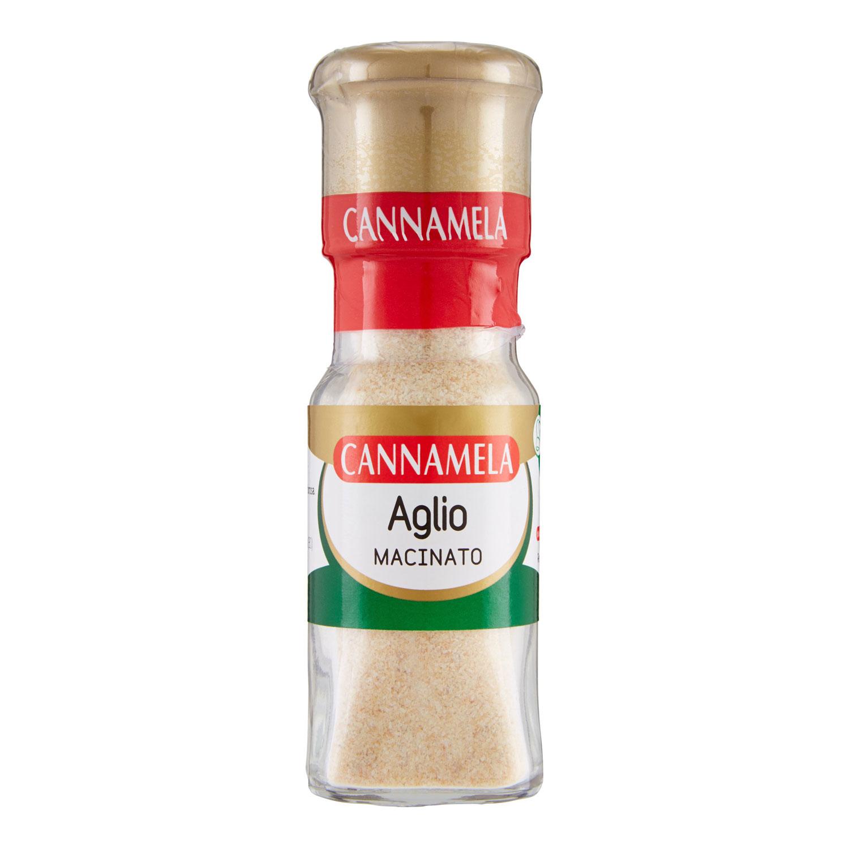 AGLIO MACINATO