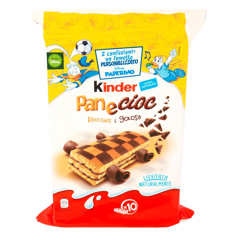 KINDER PAN CIOC X10