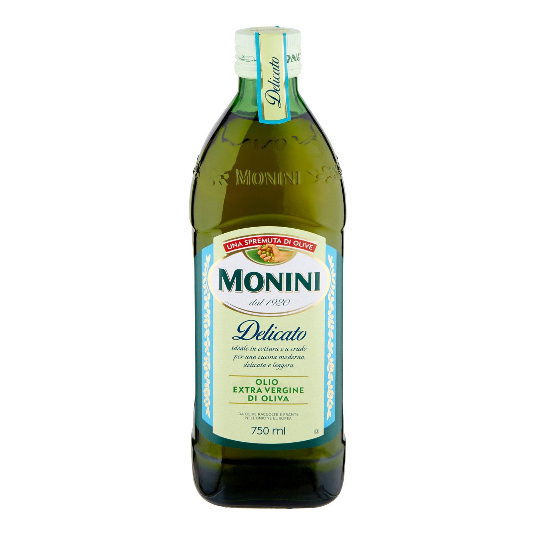 OLIO EXTRA VERGINE DI OLIVA DELICATO MONINI
