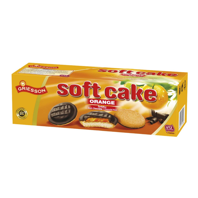 SOFT CAKE ORANGE