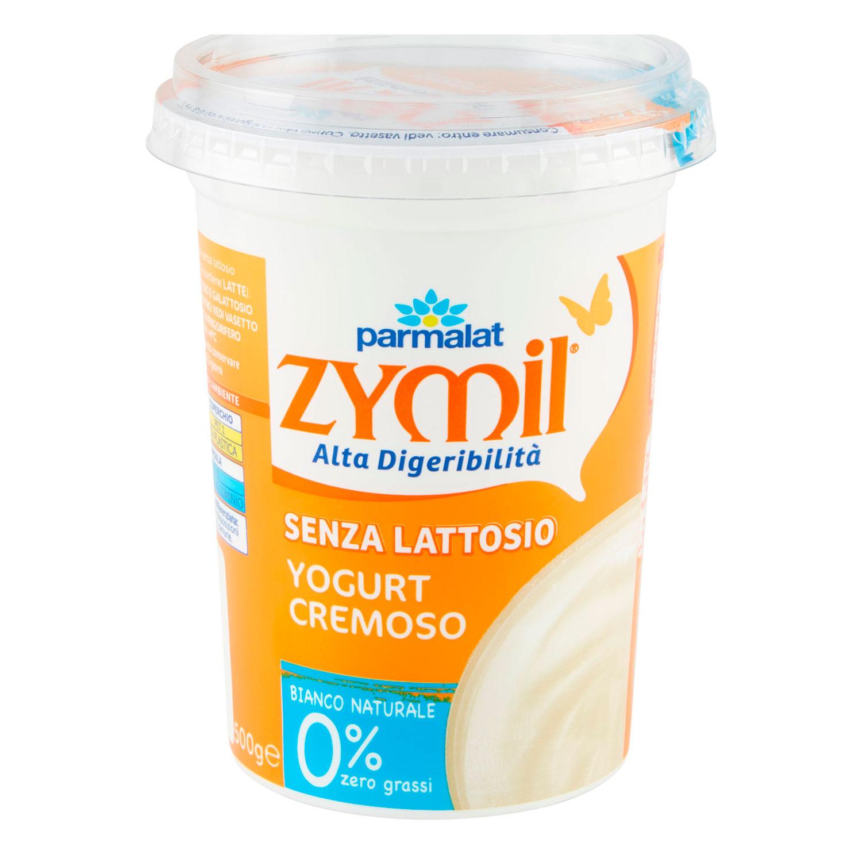 ZYMIL 0% YOGURT BIANCO NATURALE