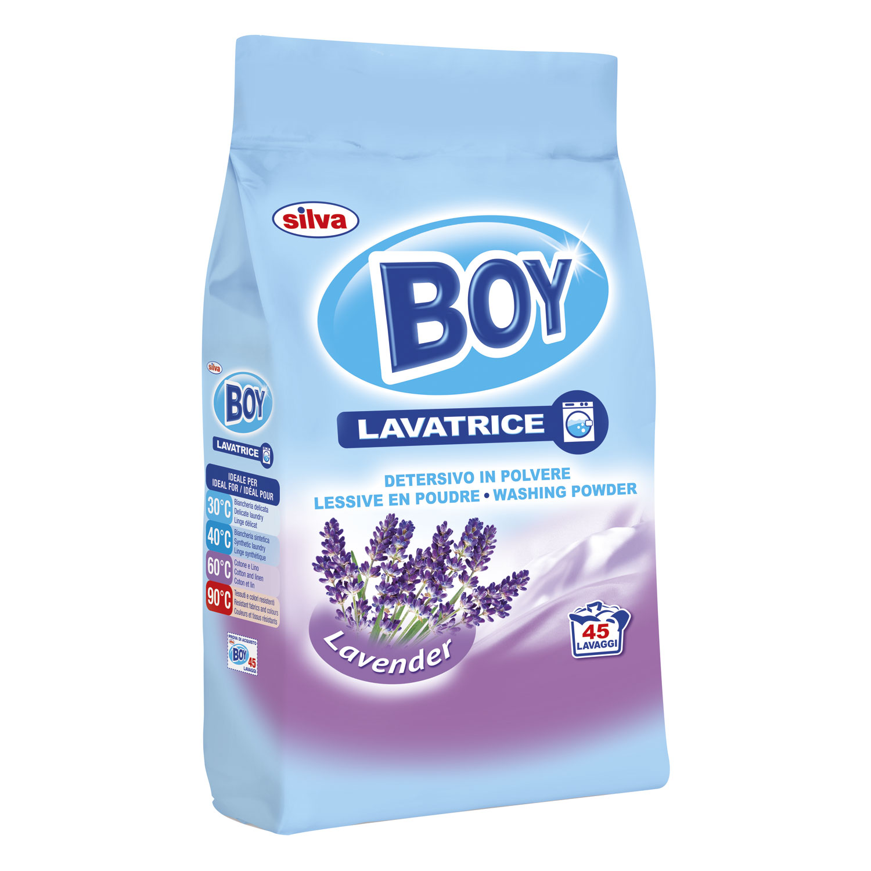 BOY DETER. POLV.45 LAV