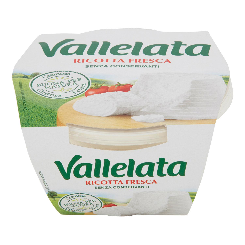 RICOTTA FRESCA VALLELATA