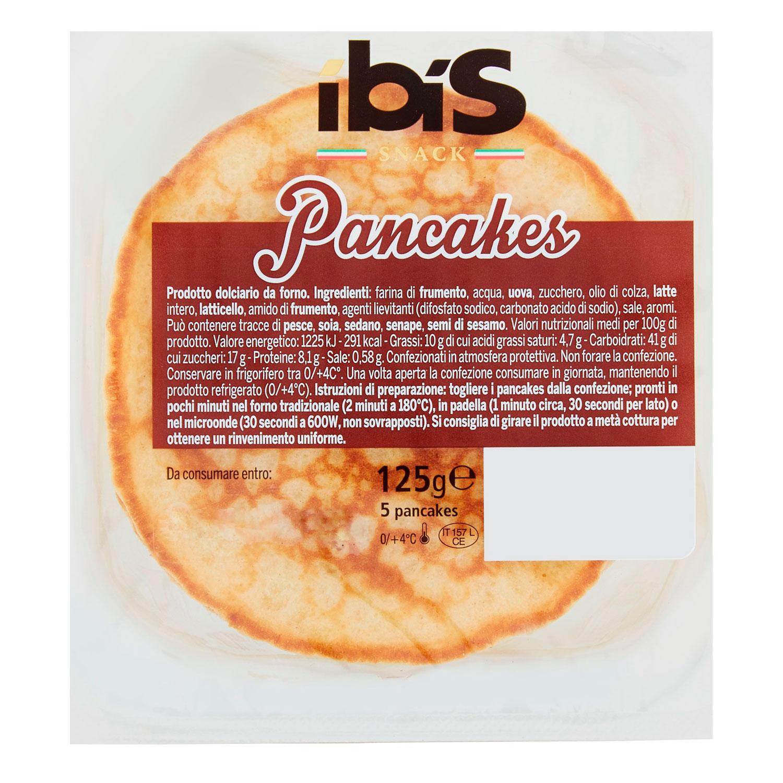 PANCAKES IBIS